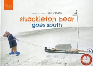 shackleton bear