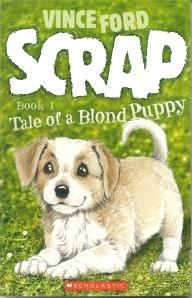 blond puppy