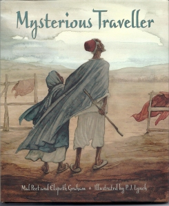 mysterious traveller