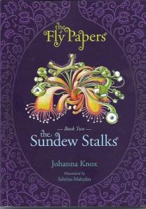 sundew stalks