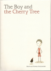 boy cherry tree