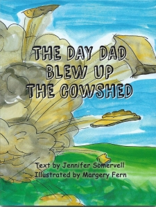 dad cowshed