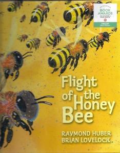 flight honey bee