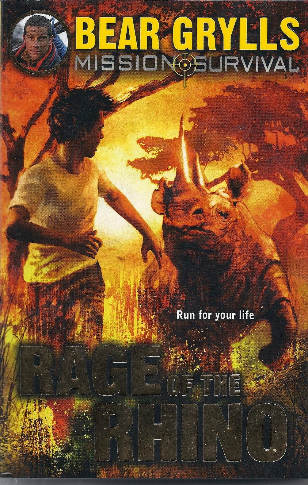 rage rhino | Bobs Books Blog