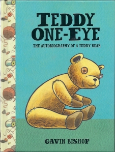 teddy one-eye