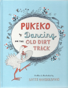 pukeko dancing
