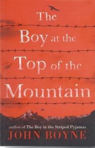boy top mountain