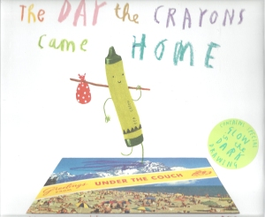 crayons came home