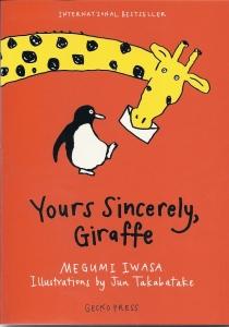 sincerely giraffe