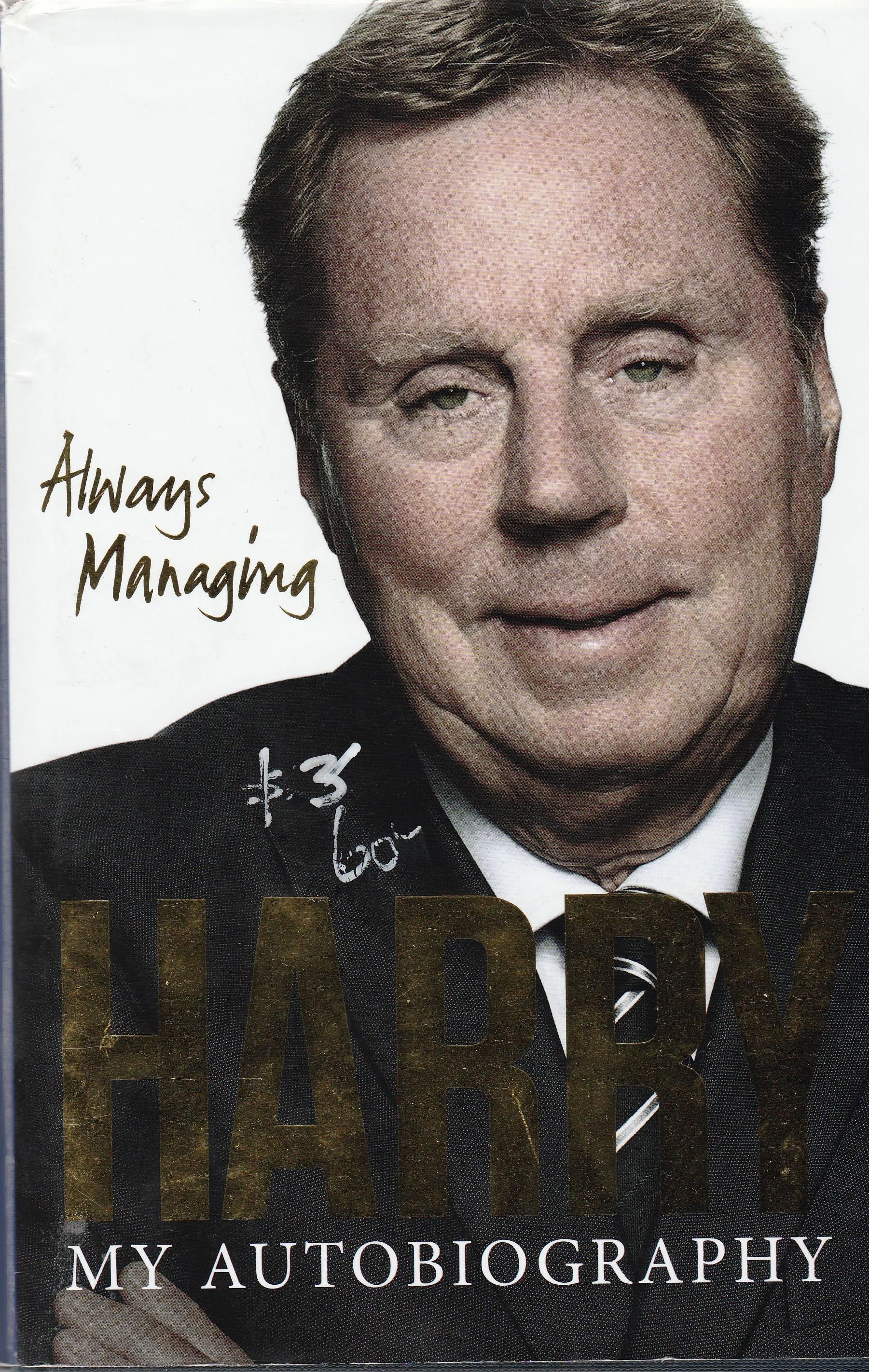 harry redknapp autobiography epub reader