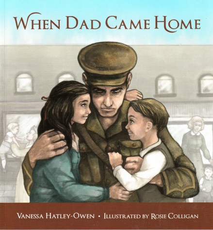 dad came home