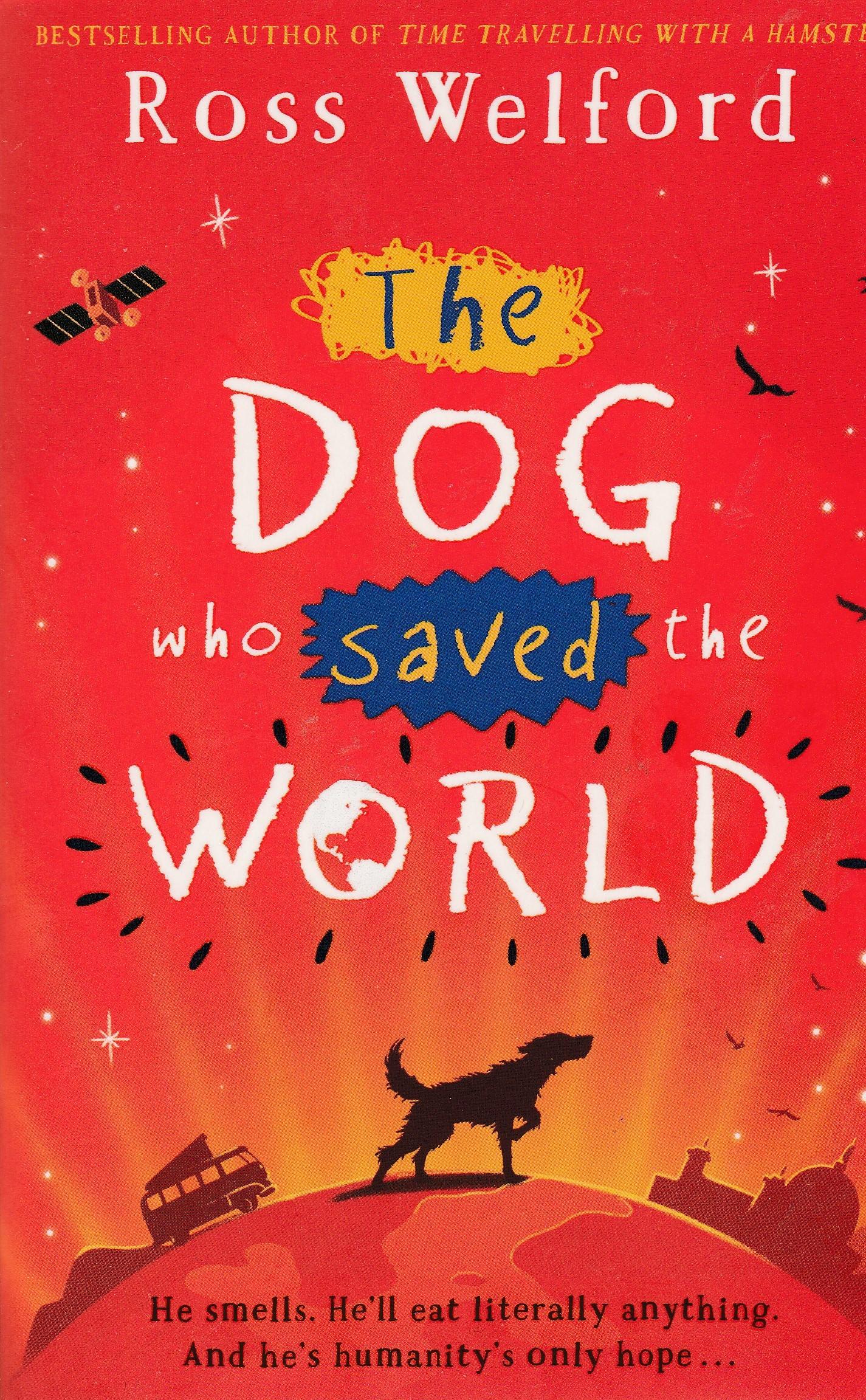 dog saved world