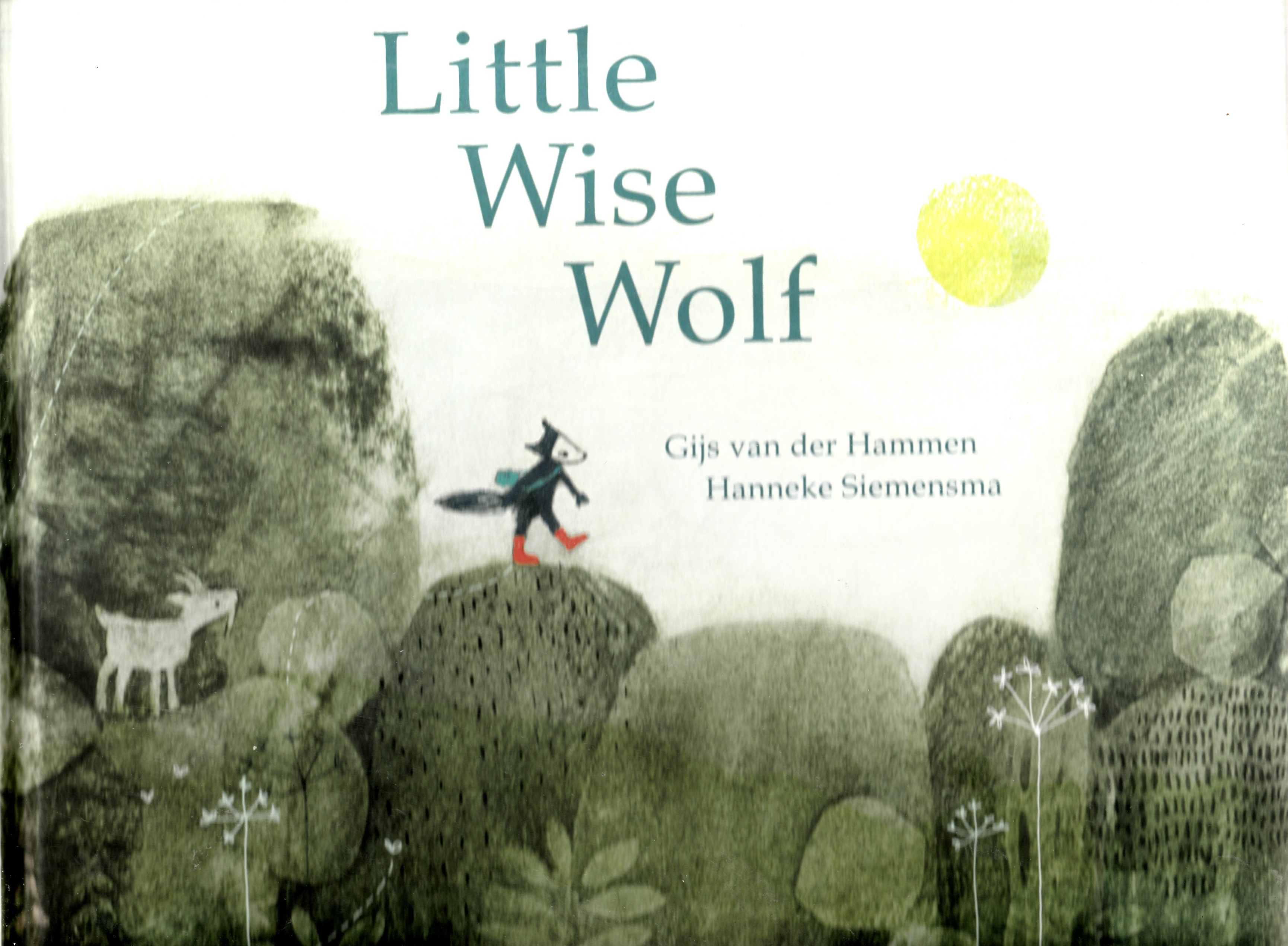 little wise wolf