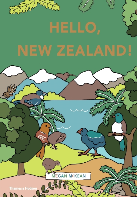 Hello, New Zealand high res