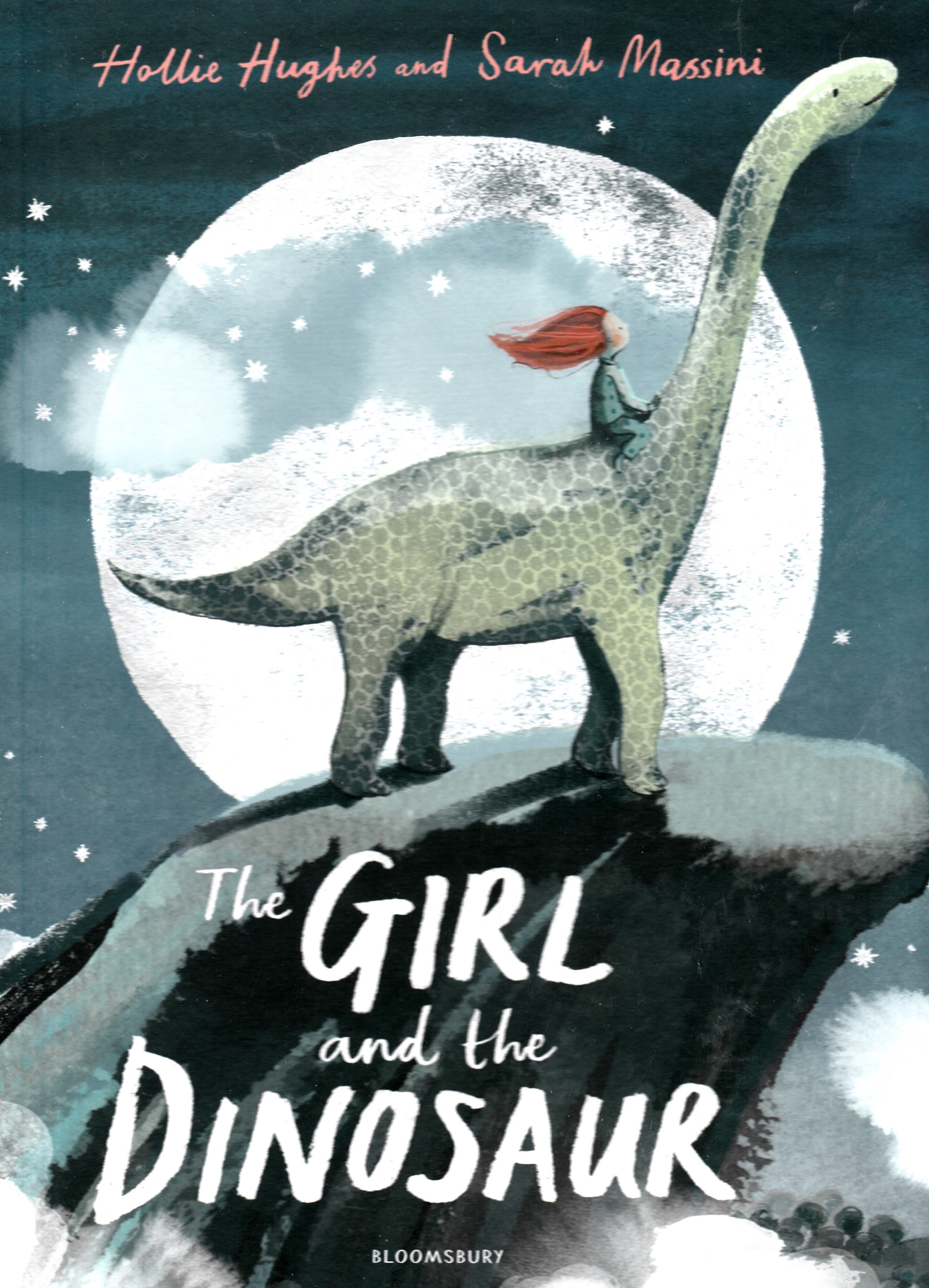 girl dinosaur