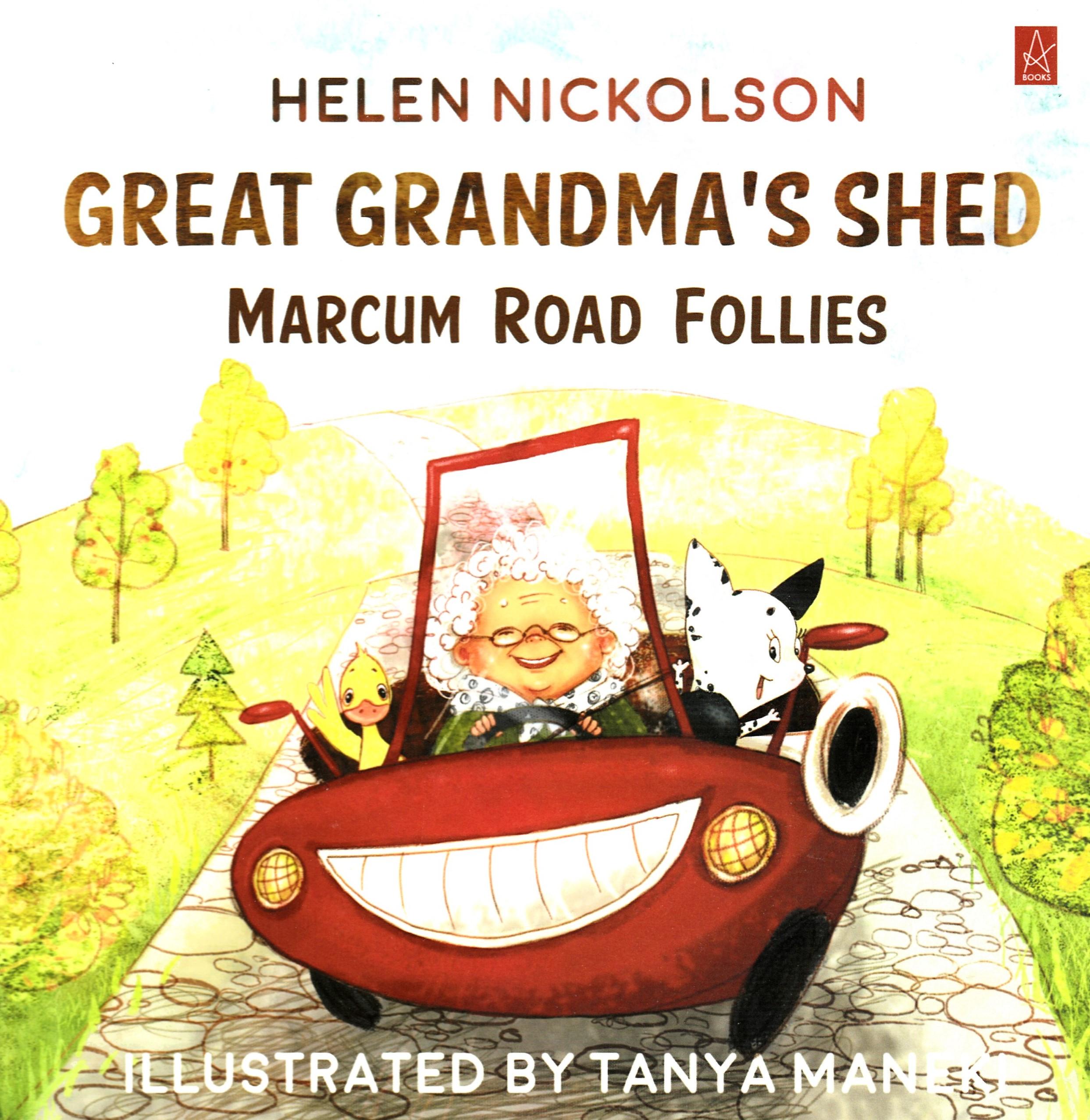 Grandmas shed