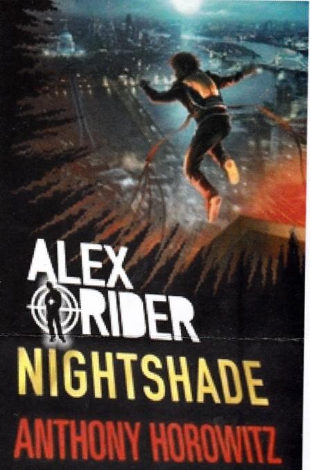 alex rider (2)
